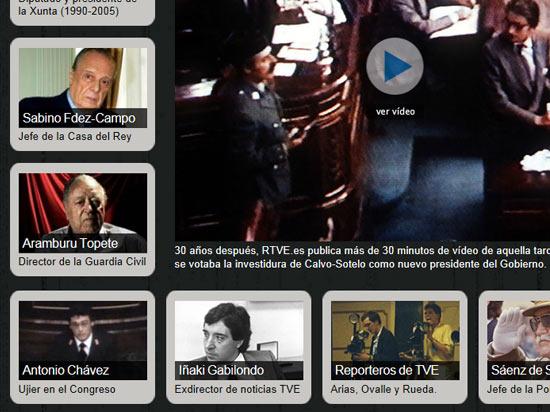 Web oficial de Cuéntame cómo pasó 1981