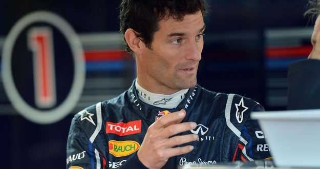 Webber en Mugello