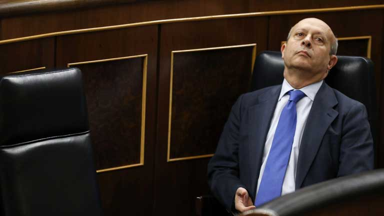 El ministro Wert dispuesto a revisar la subida del IVA cultural