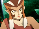 Imagen del  vídeo de Thundercats en inglés titulado WHAT LIES ABOVE, PART ONE