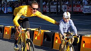 """Wiggins: """"Normalmente son los otros los que ganan el Tour"""""""
