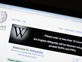 Ver vídeo  'Wikipedia cerrará 24 horas en EEUU en contra de la Ley SOPA'