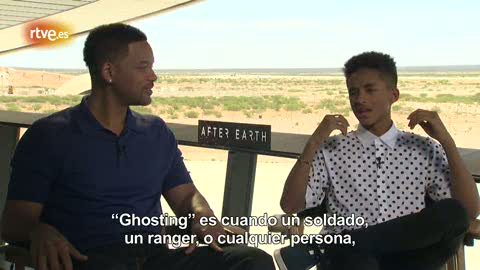 "Will Smith: '""After Earth' es una película épica y espectacular"""