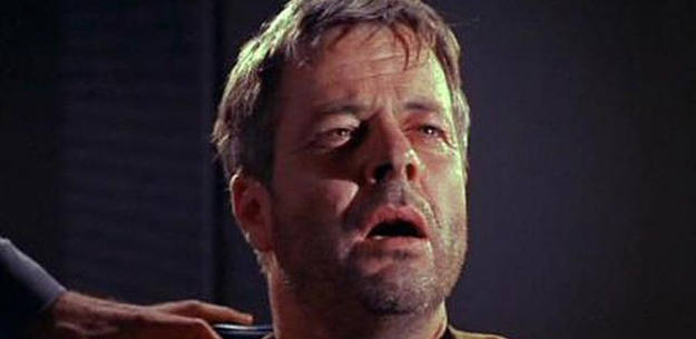 William Windom en 'Star Trek'