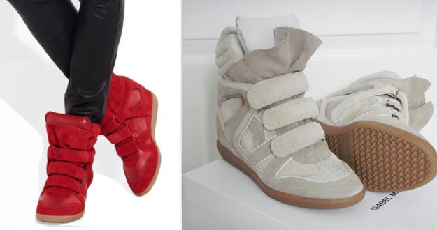 Labios de fresa sneakers con cu a el calzado del oto o 2012 - Sneakers cuna interior ...