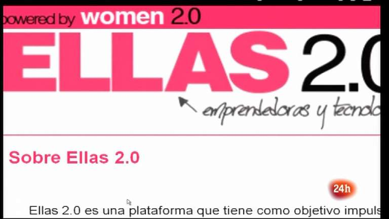C&aacute;mara abierta 2.0 - Comunidades de mujeres emprendedoras, El blog El Ojo de Darwin y Bimba Bos&eacute; en 1minuto.COM - 21/04/12