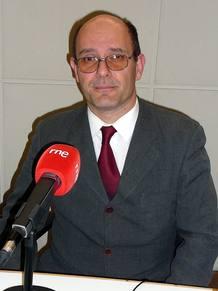 El ingeniero José Luis Pérez Díaz a su paso por 'A hombros de gigantes'