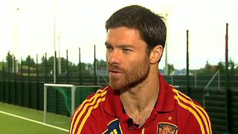 "Xabi Alonso: ""Portugal se juega mucho"""