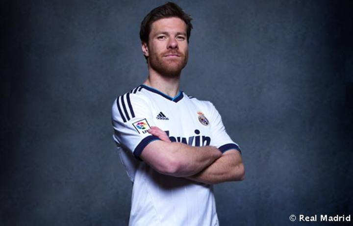 Xabi Alonso - Real Madrid 2013