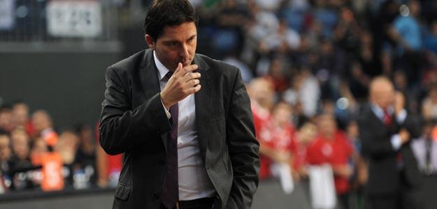 Xavi Pascual, entrenador del Barcelona Regal