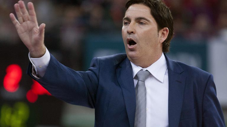 Xavi Pascual: &quot;Sab&iacute;amos que iba a ser dif&iacute;cil&quot;