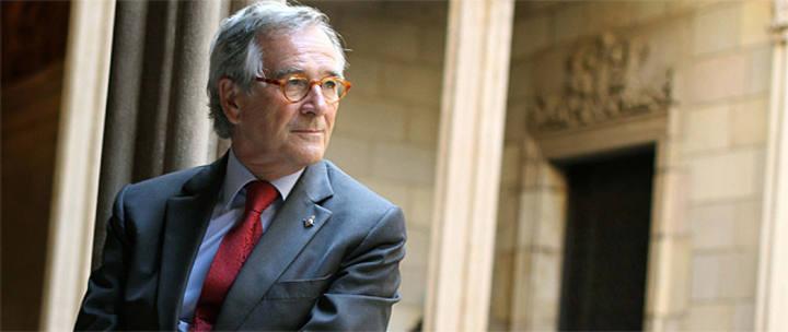 Xavier Trias, alcalde de Barcelona, en una imágen de archivo