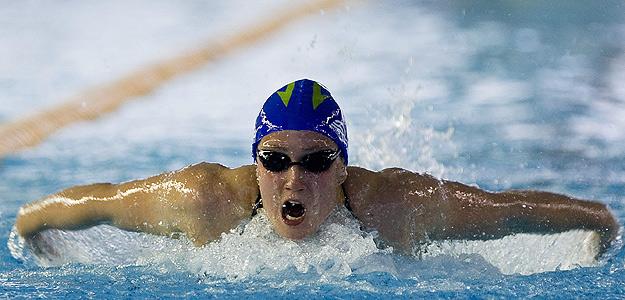La nadadora Mireia Belmonte.