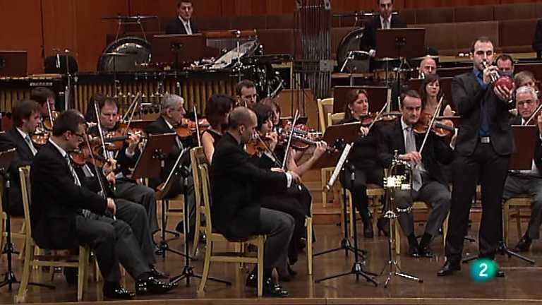 Los conciertos de La 2 - XIII Ciclo de Jóvenes Músicos de la Orquesta de RTVE (1ª parte)