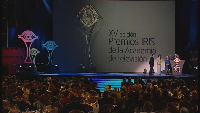 XV Premios Iris de la Academia de Televisi&oacute;n