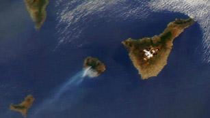 Ver vídeo  'Ya han ardido más de 4.000 hectáreas en la isla de La Gomera'