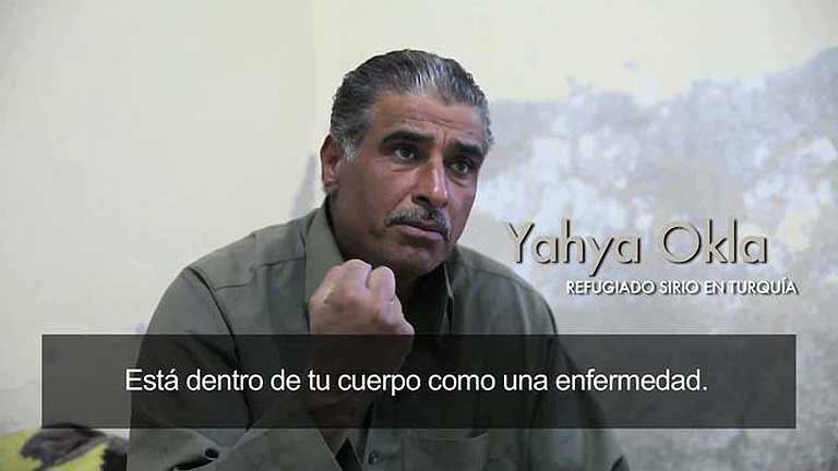 Yahya: de Alepo a Turquía