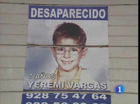 Se cumplen cuatro años de la desaparición del niño Yéremi Vargas