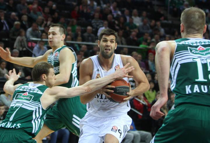 ZALGIRIS - REAL MADRID