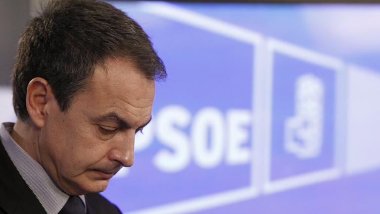Zapatero aboga por un congreso federal del PSOE en la primera semana de febrero