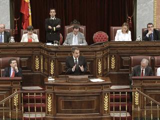 """Ver vídeo  'Zapatero afirma que las protestas del 15-M """"reivindican en el fondo el valor de la política""""'"""