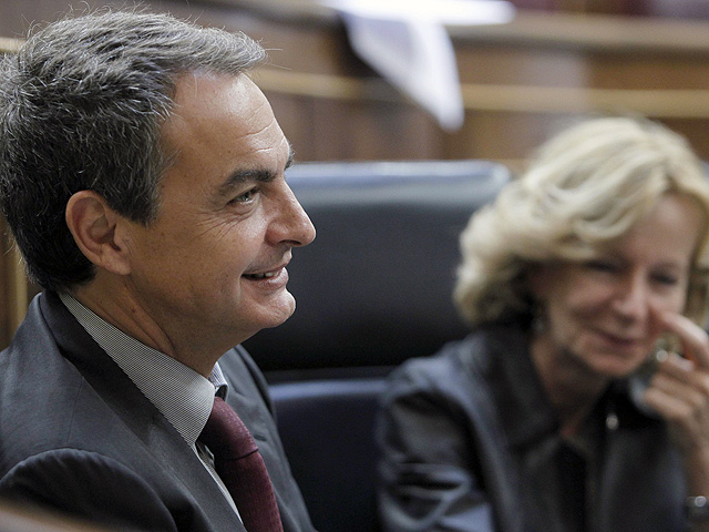 Zapatero, convencido de seguir contando con el respaldo parlamentario suficiente