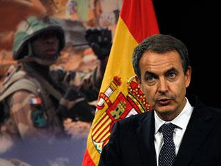 Ver vídeo  'Zapatero estima que el escudo antimisiles de la OTAN dejará 1.000 empleos en Rota'