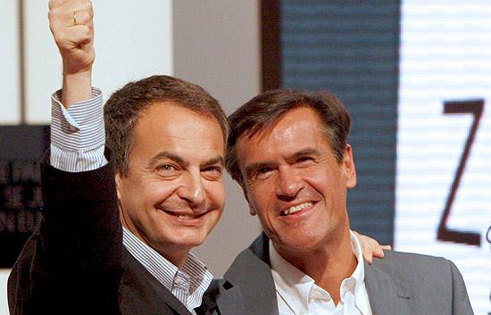 Zapatero comienza la precampaña para las elecciones europeas