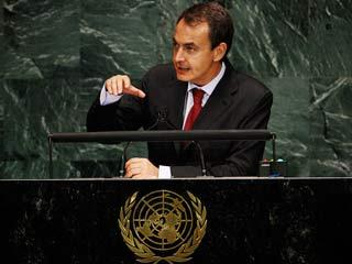 Ver v?deo  'Zapatero y Sarkozy piden una 'tasa Tobin' en la ONU'
