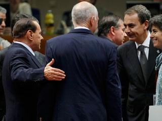 """Ver vídeo  'Zapatero: """"El sector financiero aceptará una quita del 50% de los bonos griegos""""'"""