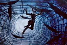 Tarántula, la mujer araña mutante.