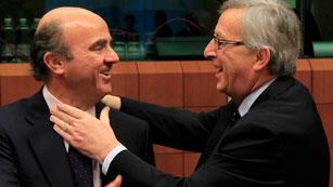 Ver vídeo  'La zona euro fija el techo del déficit español en un 5,3%'