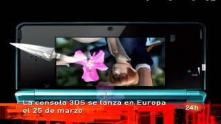 Ver vídeo  'Zoom Net - Basket Dudes, Nintendo 3DS, Cartoon Movie 2011 - 20/03/11'
