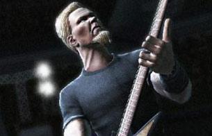 Ver v?deo  'Zoom Net - El videojuego Guitar Hero: Metallica'