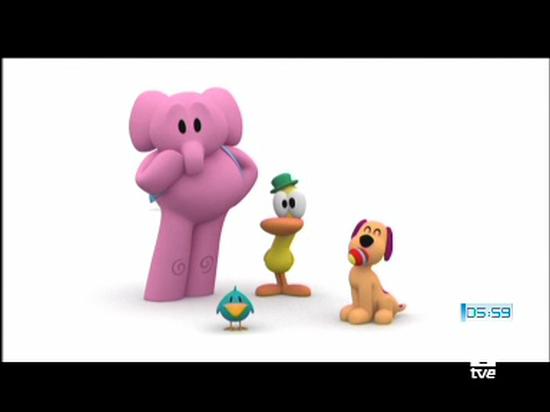 Ver vídeo  'Zoom Net - Zinkia, la productora de Pocoyó'
