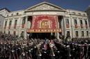 Ir a Fotogaleria Los Reyes y los Príncipes de Asturias, en la apertura de la X Legislatura