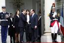 Ir a Fotogaleria &nbsp;Hollande, investido presidente de Fancia