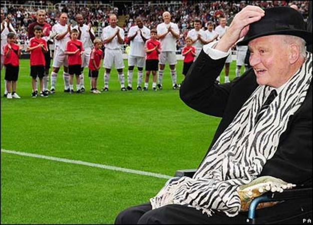 Ir a Fotogaleria &nbsp;Muere Bobby Robson