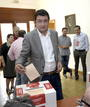 Ir a Fotogaleria El PSOE vota al sucesor de Rubalcaba en la secretaría general