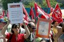 Ir a Fotogaleria &nbsp;Manifestaci&oacute;n de los trabajadores de Marsans