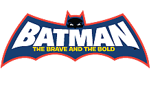 Logotipo de El intrépido Batman