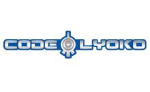Logotipo de Código Lyoko en inglés