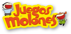 Logotipo de Juegos molones