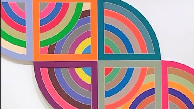 Arte abstracto geometrico para colorear imagui for Imagenes de cuadros abstractos geometricos