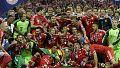 Robben da al Bayern su quinta Champions