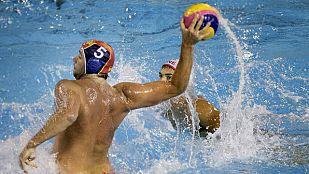Waterpolo masculino. Fase de grupos: Montenegro - España