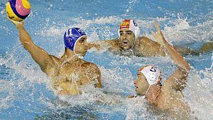 Italia deja a España sin medalla en waterpolo masculino en los Mundiales de Natación
