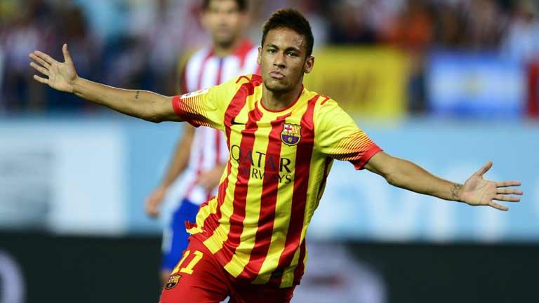Se desarma el tridente .Neymar tendria todo arreglado con el United