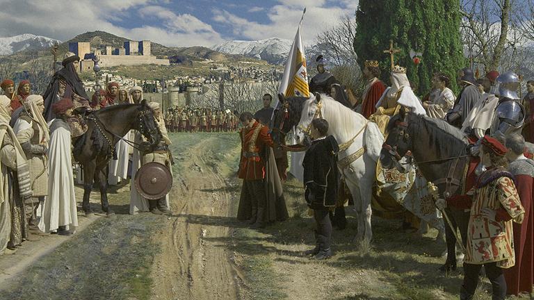 Boabdil o Mohammed XII (1459-1533) 2185592