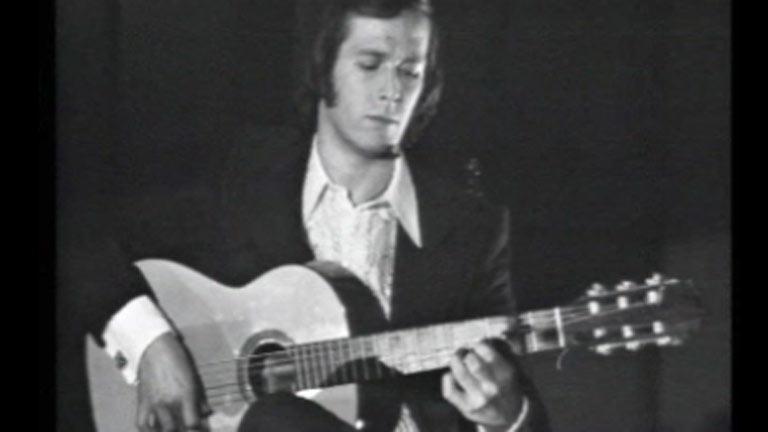 Flamenco paco de luc a desde la casa de almer a de barcelona 1974 m sica en el archivo de - Casas de musica en barcelona ...